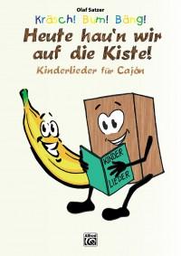Cover-Cajon-Kinderlieder